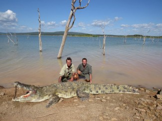 Crocodile-guided-hunt-in-Kariba