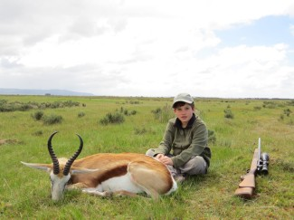One-Day-Springbuck-Hunt-Father-and-Son