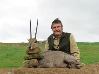 Vaal-Rhee-buck-11-inches-Guided-Hunts